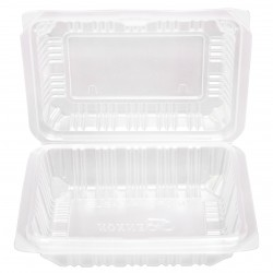 Food Container with Hinged Lid (300 Pcs) | BX-262