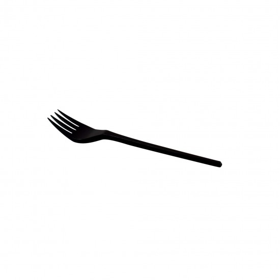 Party Fork Black (2000 Pcs) | FK-168