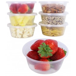 28 Oz. Food Bowl Natural (500 Pcs) | R-1000 (BASE)