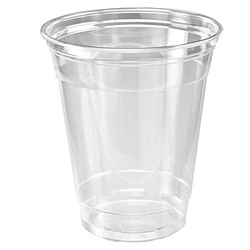 16 Oz. Clear PET Cup (1000 Cups) | A98-16